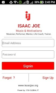 Issac Joe - screenshot