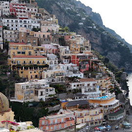 Positano terraces by Almas Bavcic - Buildings & Architecture Homes