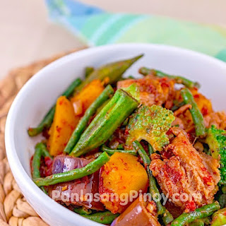 Pinakbet Okra Recipes