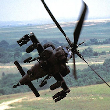 Helicopter Army Jigsaw Puzzle