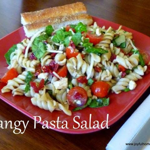 Spinach Sun Dried Tomato Pasta Salad Recipes | Yummly