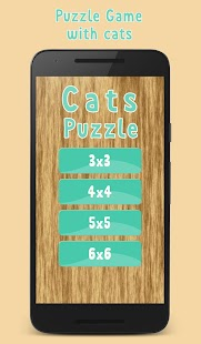 Cats Puzzle Game - screenshot