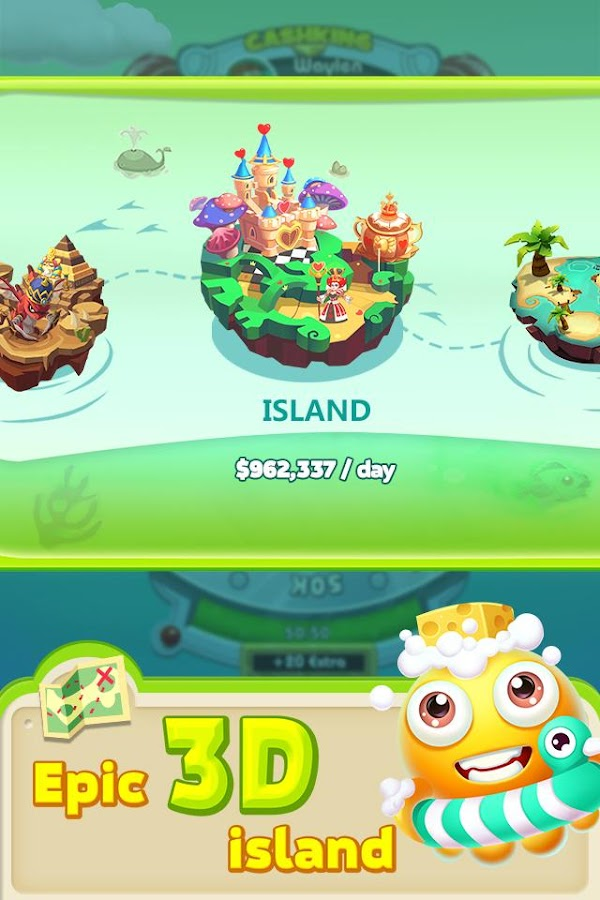 Smash Island Screenshot 4