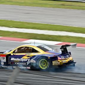 Super GT Japan Malaysia 2013 by Mohd Hisyam Saleh - Sports & Fitness Motorsports ( super, japan, 2013, malaysia, gt )