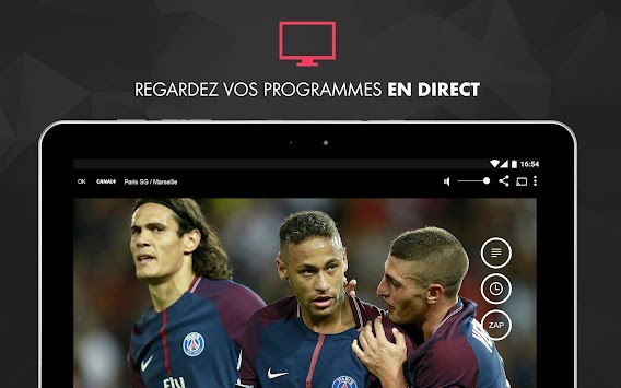 MyCANAL, La TV By CANAL APK screenshot thumbnail 7