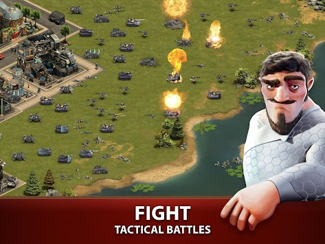 Forge Of Empires APK screenshot thumbnail 6