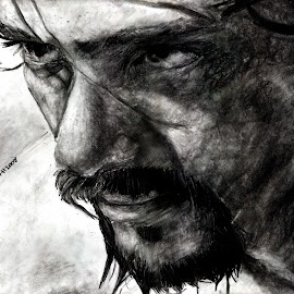 Al Pacino by Kailey Henn - Drawing All Drawing