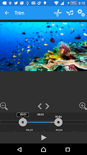 AndroVid Pro Video Editor APK for Bluestacks