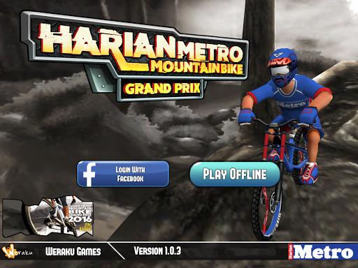 HM MTB for Harian Metro - screenshot
