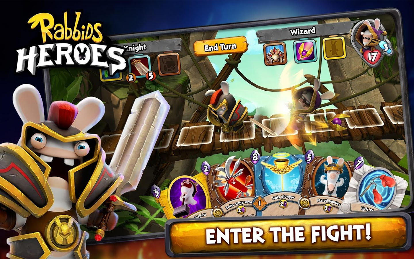 Rabbids Heroes Screenshot