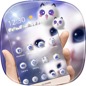 App Cute Kitty Theme APK for Windows Phone