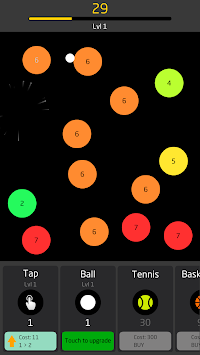 Idle Balls apk screenshot
