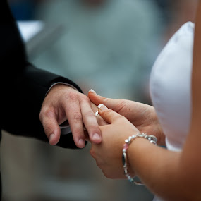 Connected at the Fingertips by Michael  Kitchen - Wedding Ceremony
