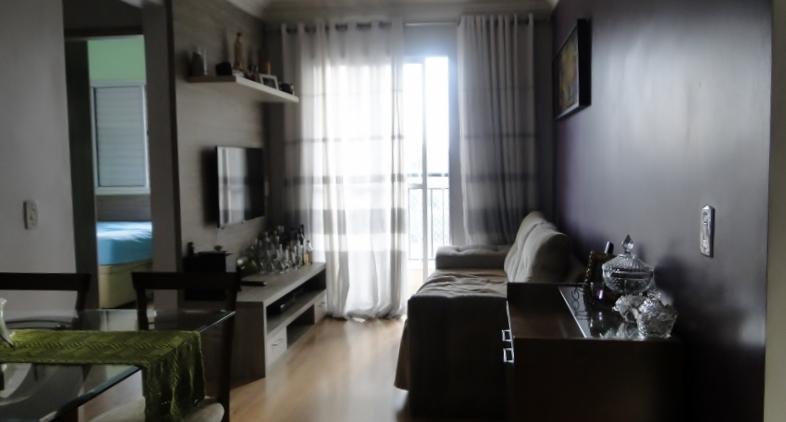 ISF Imóveis - Apto 3 Dorm, São Pedro, Osasco