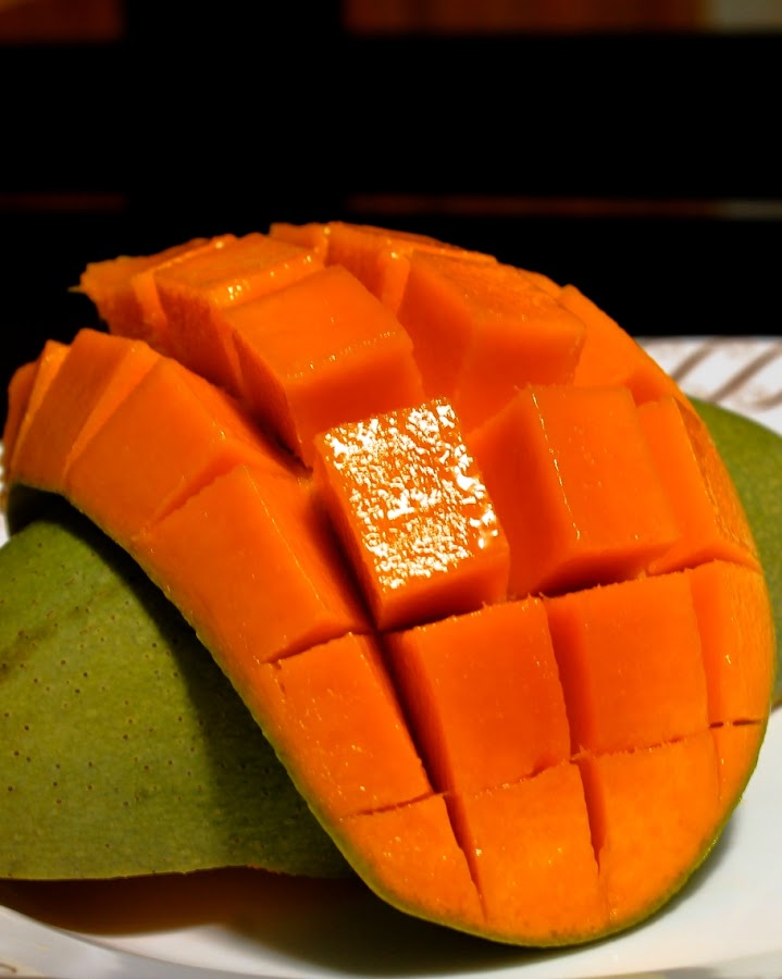 Mango by Ruri Irawan - Food & Drink Fruits & Vegetables ( fruit. vegetable, food, artistic, object )