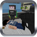Pixel Block Gun 3d APK for Bluestacks