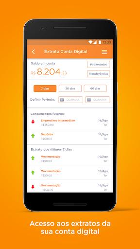 Banco Inter: conta digital completa e gratuita screenshot 2