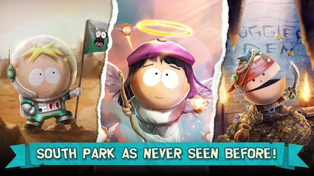 South Park: Phone Destroyer™ (Unreleased) APK screenshot thumbnail 5