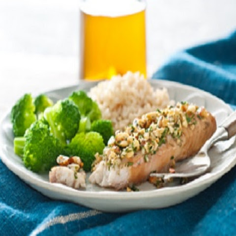 Diabetic Oven-Roasted Tilapia