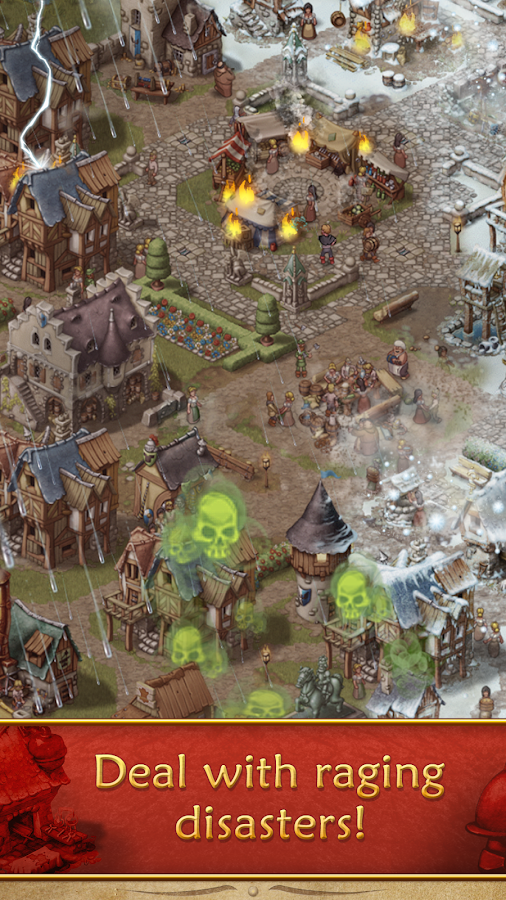 Townsmen Premium Screenshot 4