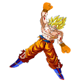Game Saiyan Goku Super Fight apk for kindle fire