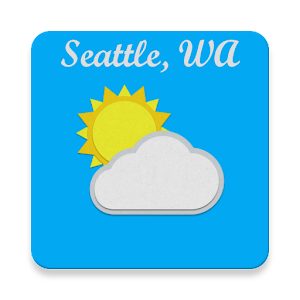 Seattle - weather