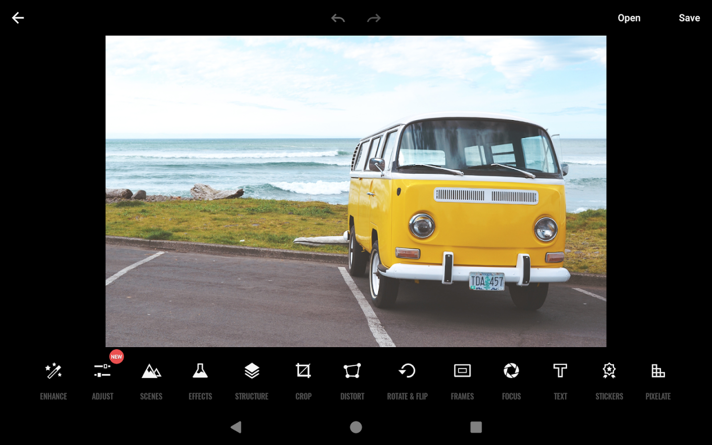 Fotor Photo Editor - Photo Collage & Photo Effects Screenshot 6
