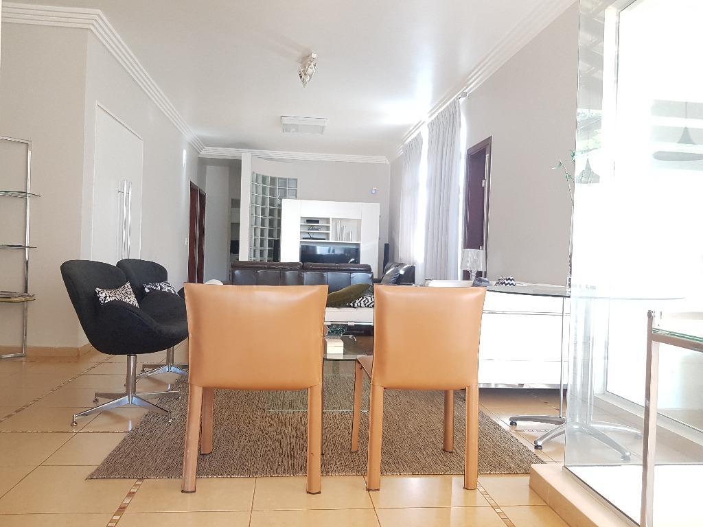 Casa com 3 dormitórios à venda, 236 m² por R$ 550.000,00 - Santa Marta - Uberaba/MG