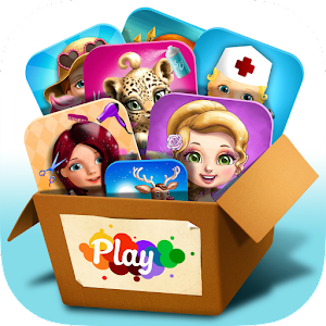Hack TutoPLAY Kids Games in One App game