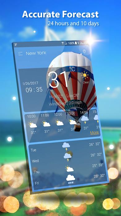 Weather Forecast Pro Screenshot 4