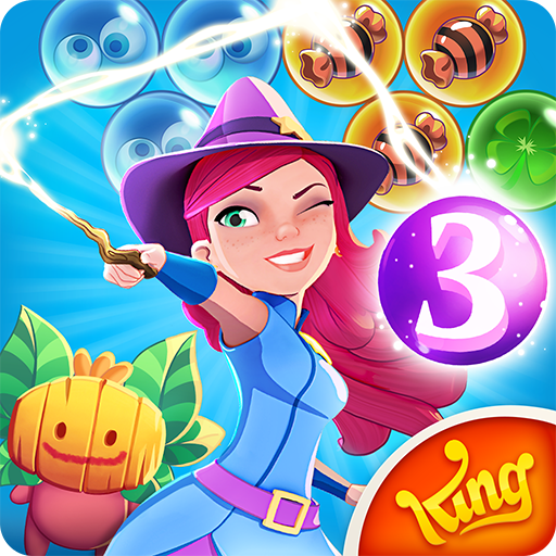 Bubble Witch 3 Saga (game)