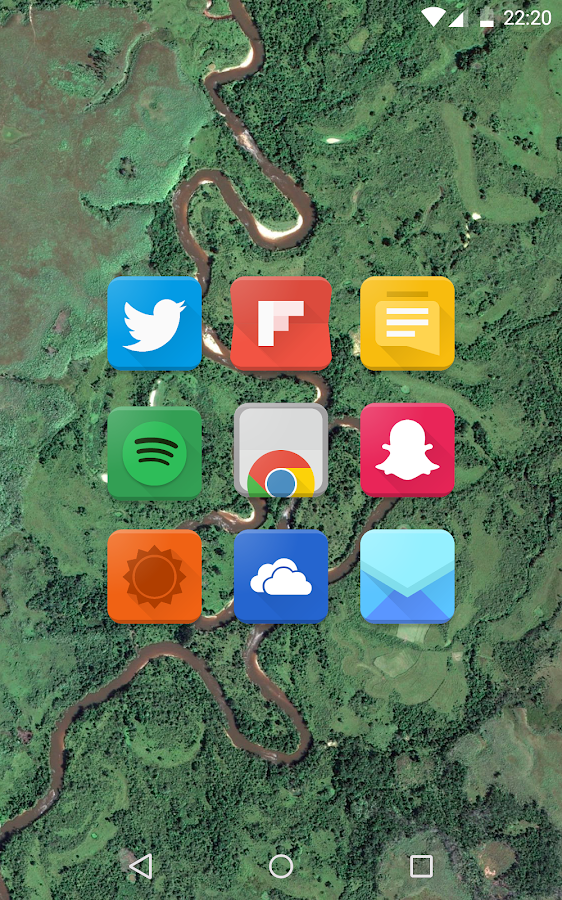 Snackable Icon Pack Screenshot 8