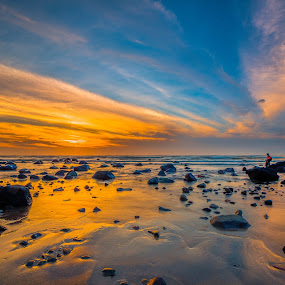 遇見 by Gary Lu - Landscapes Sunsets & Sunrises ( 遇見, gary lu, sunset )