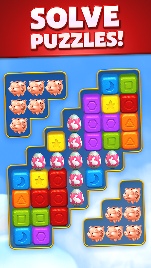 Toy Blast Screenshot 1