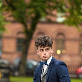 Matthew's formal by Mark McKeown - People Portraits of Men ( model, male, suit, matthew, northern ireland, wedding photographer northern ireland, photography )