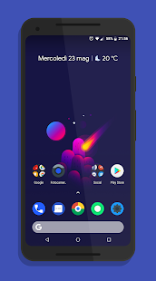 Popsicle / Icon Pack Screenshot