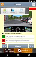 Screenshot of Mofa - Führerschein 2015