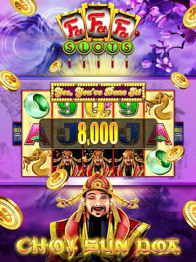 FaFaFa - Real Casino Slots - screenshot