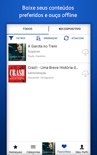 App TIM audiolivros APK for Windows Phone