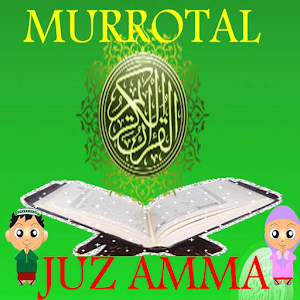 murottal juz amma anak muslim for Android