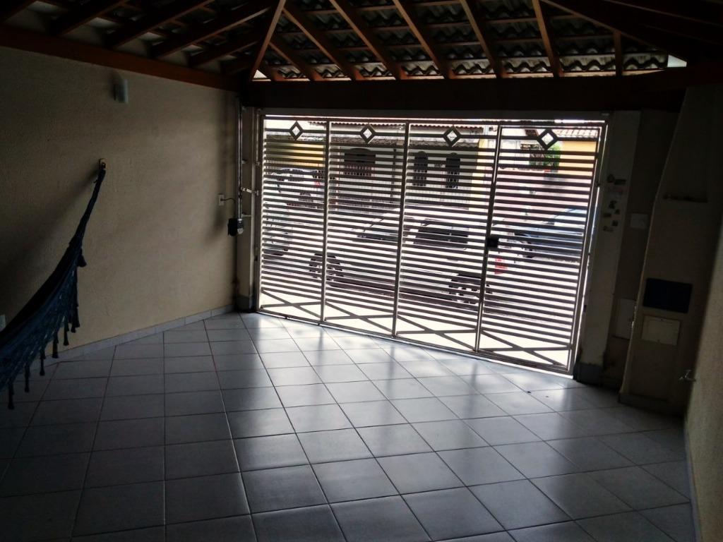 Casa / Sobrado à Venda - Jardim Oriente
