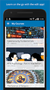 EdX - Online Courses APK for Bluestacks