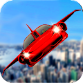 Game Futuristic Flying Car Ultimate - Aim and Fire APK for Kindle