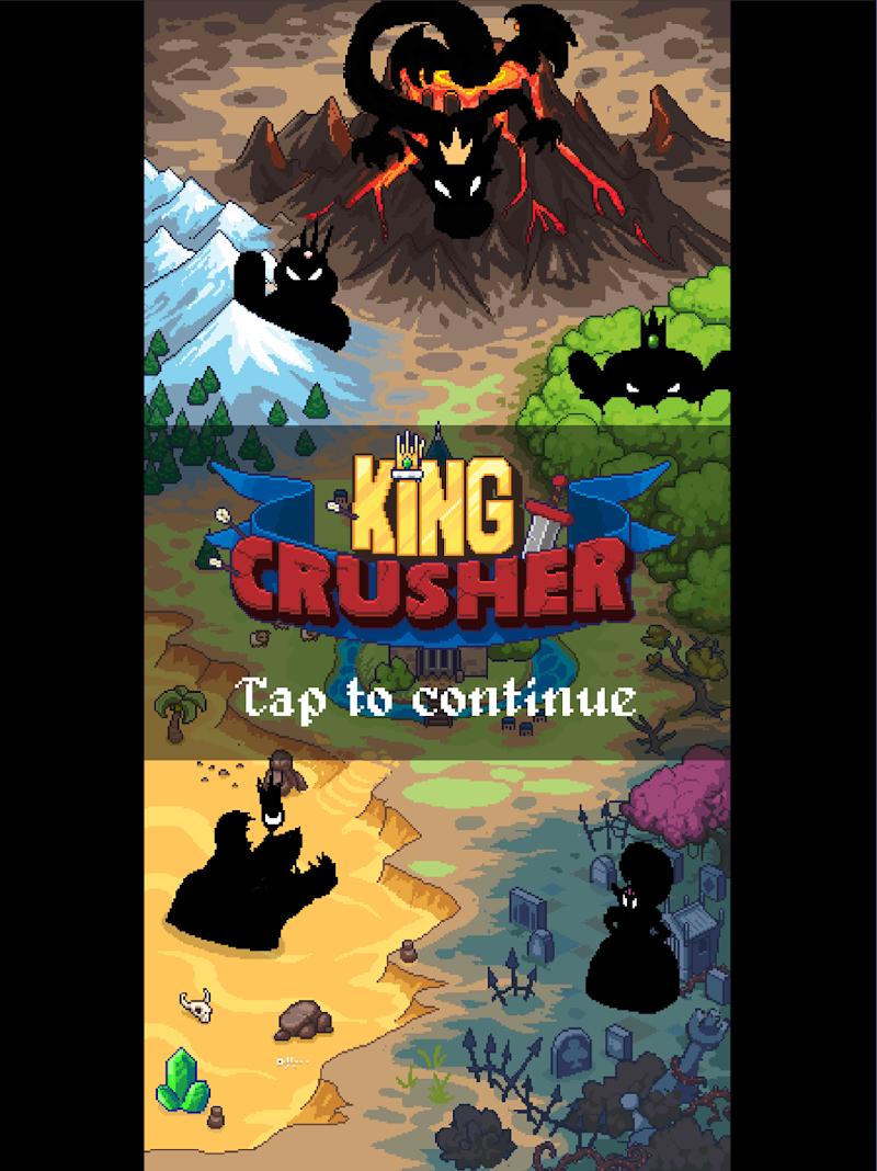 King Crusher – a Roguelike Game Screenshot 8