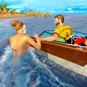 Beach Rescue Coast Lifeguard Rescue Duty For PC / Windows 7/8/10 / Mac – Free Download