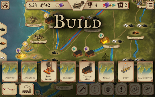 Brass - screenshot