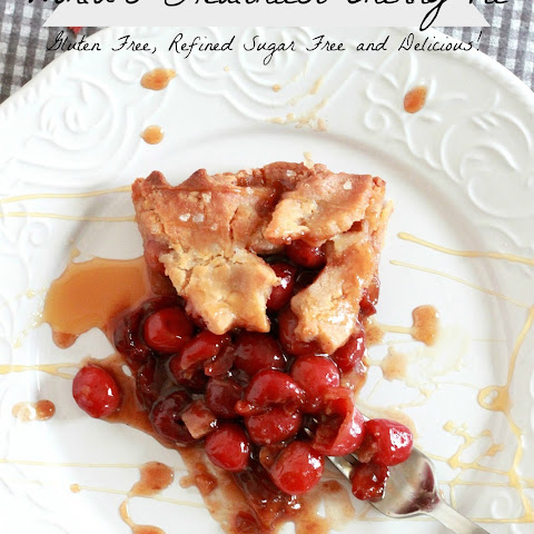 World's Healthiest Cherry Pie