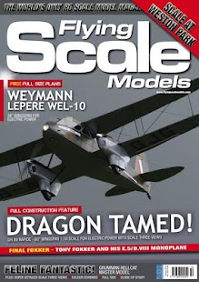 Flying Scale Models - screenshot