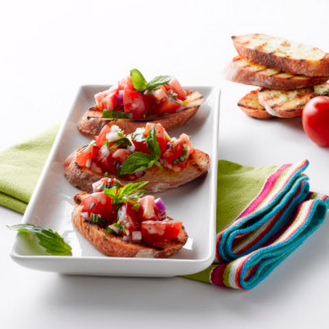SUNSET® Campari® Bruschetta