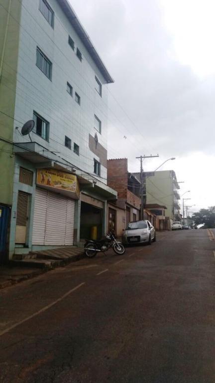 Apartamento residencial à venda, Dom Oscar, Congonhas.
